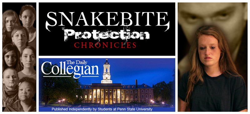 Read the article on Snakebite Protection by the Daily Collegian